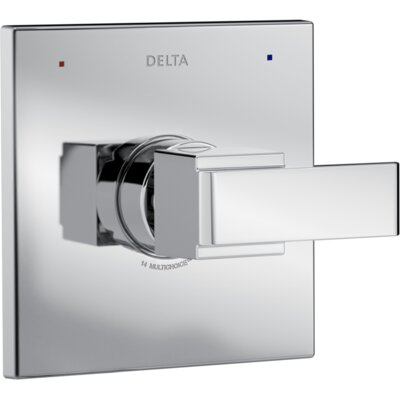 Ara Monitor� Valve Only Trim with Lever Handle Finish: Chrome