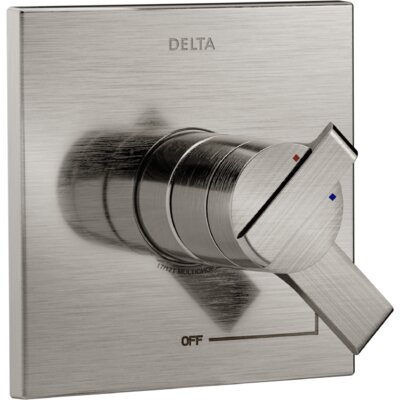 Ara Monitor� Valve Only Trim Lever Handle Finish: Brilliance Stainless