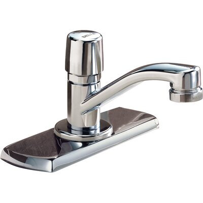 86T Series Single Handle Metering Slow-Close Lavatory Faucet