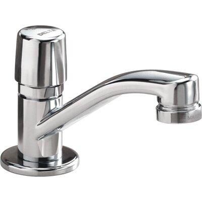 Metering Single Handle Self-Closing Metering Bathroom Faucet