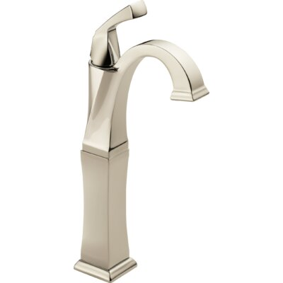 Dryden Standard Bathroom Faucet Lever Handle Finish: Brilliance Polished Nickel