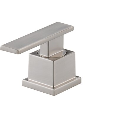 Vero Bidet Lever Handle Assembly Finish: Brilliance Stainless