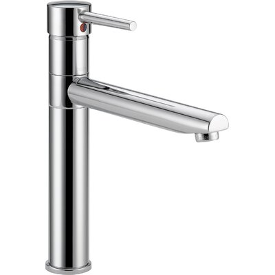 Trinsic� Single Handle Kitchen Faucet Finish: Chrome