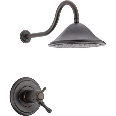 Cassidy MultiChoice 17T Series Shower Trim Finish: Venetian Bronze