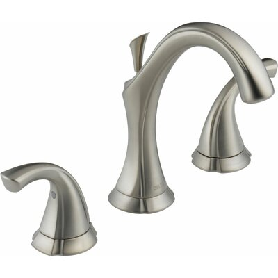 Addison Widespread Bathroom Faucet with Double Lever Handles Finish: Brilliance Stainless