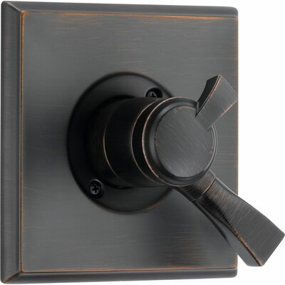 Dryden Monitor Pressure Balance Valve Trim with Volume Control Finish: Venetian Bronze
