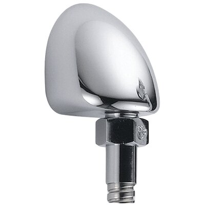 Wall Supply Elbow Shower Faucet Finish: Chrome
