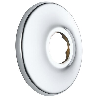 Replacement Shower Arm Flange Finish: Chrome