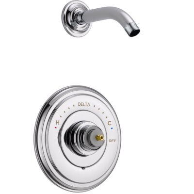 Cassidy MultiChoice(R) 14 Series Shower Trim Finish: Chrome