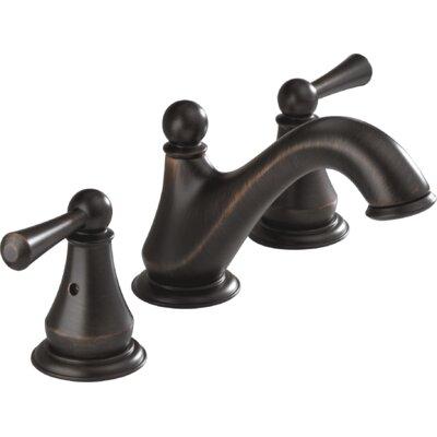 Haywood Double Handle Widespread Bathroom Faucet Finish: Venetian Bronze