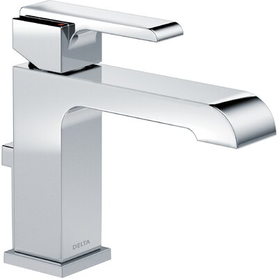 Ara Single Handle Bathroom Faucet Flow Rate: 1.0 GPM