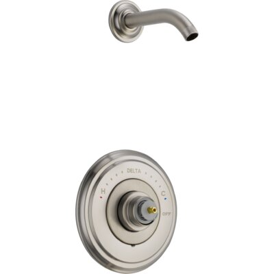 Cassidy MultiChoice(R) 14 Series Shower Trim Finish: Brilliance Stainless