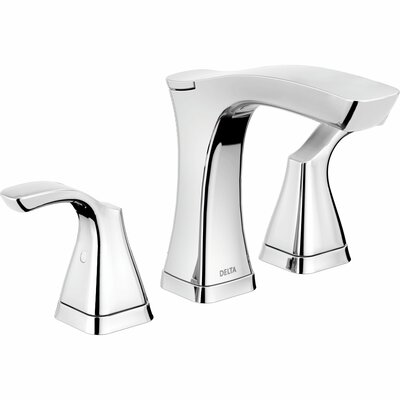 Tesla� Standard Bathroom Faucet Lever Finish: Chrome