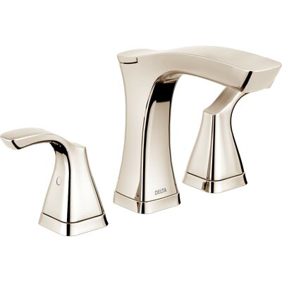 Tesla� Standard Bathroom Faucet Lever Finish: Brilliance Polished Nickel
