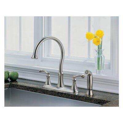 buy low price delta vessona two handle centerset kitchen