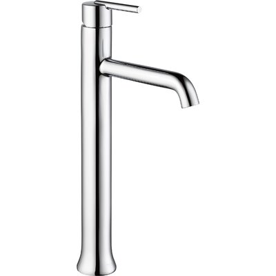 Trinsic� Bathroom Vessel Faucet Lever Finish: Chrome