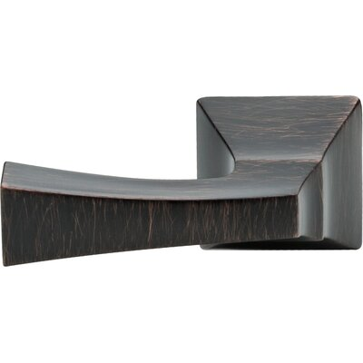 Dryden Side Tank Lever Finish: Venetian Bronze
