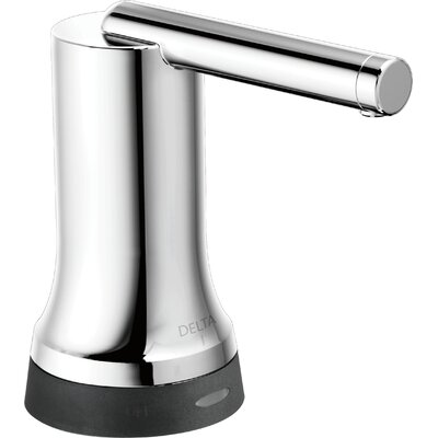 Trinsic� Bathroom Contemporary Touch Soap Dispenser Finish: Chrome