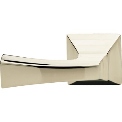 Dryden Side Tank Lever Finish: Brilliance Polished Nickel