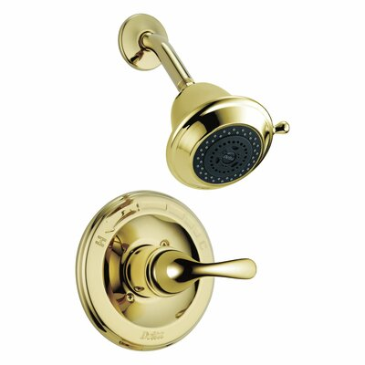 Other Core Pressure Balance Shower Faucet Trim Finish: Brilliance Polished Brass