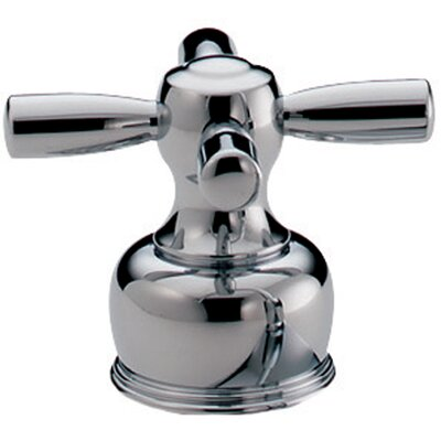 Neostyle Small Cross Handle Finish: Chrome
