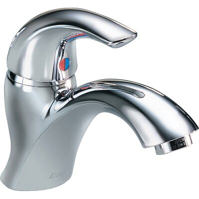 22T Series Standard Bathroom Faucet Single Handle