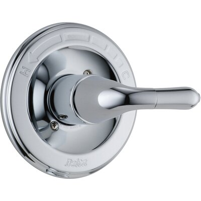Innovations Lever Handle Base Finish: Chrome