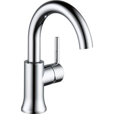 Trinsic Bathroom Standard Faucet Single Handle with Drain Assembly