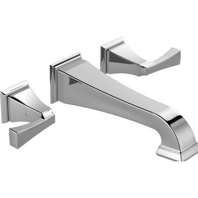 Dryden� Bathroom Faucet Trim Double Handle Finish: Chrome