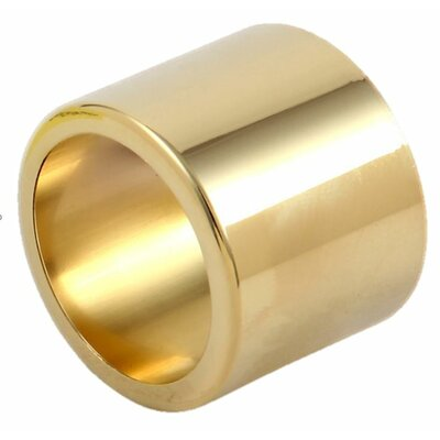Replacement Sleeve for 600 Series Finish: Brilliance Polished Brass