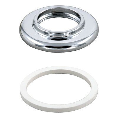 Replacement Base with Gasket for Bidet Finish: Chrome