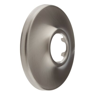 Replacement Shower Arm Flange Finish: Brilliance Stainless