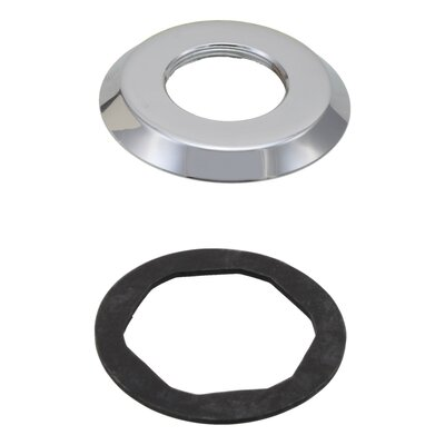 Replacement Gasket and Base for Roman Tub Faucet Finish: Chrome