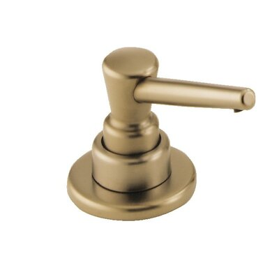 Classic Soap Dispensers Finish: Champagne Bronze