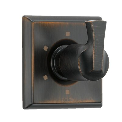 Dryden Diverter Faucet Trim Only with Level Handles Finish: Venetian Bronze
