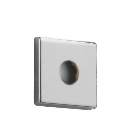 Urban - Arzo Square Shower Flange Finish: Chrome