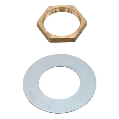 1.8 Nut and Washer