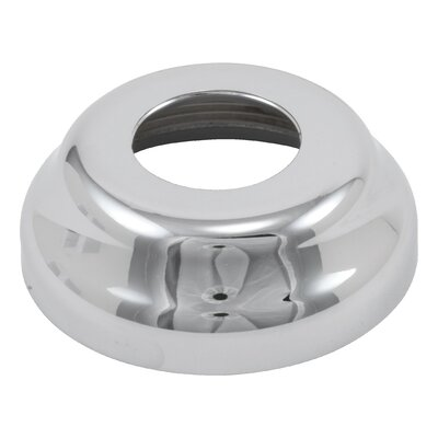 Jetted Shower Faucet Trim Ring Finish: Chrome