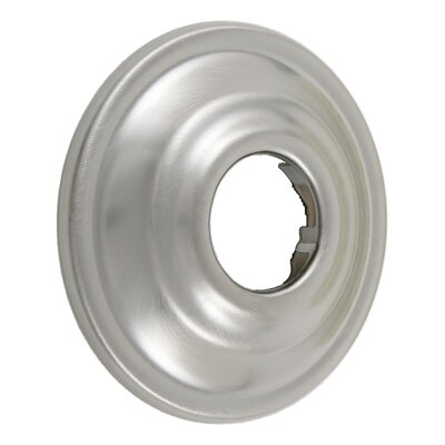 Shower Flange Finish: Brilliance Stainless