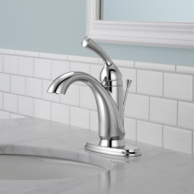 Haywood� Centerset Standard  Bathroom Faucet Single Handle Finish: Chrome