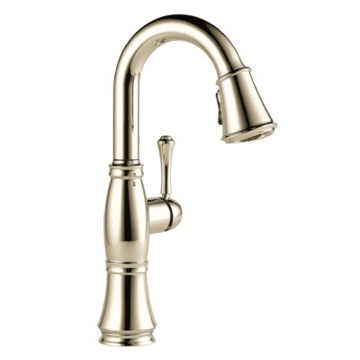 Cassidy Pull Down ToucHandless Single Handle Kitchen Faucet