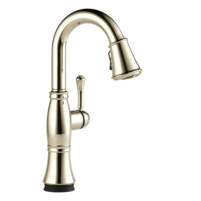 Cassidy Single Handle Pull-Down Bar/Prep Bathroom Faucet