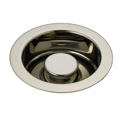 Disposal and Flange Stopper Kitchen Faucet