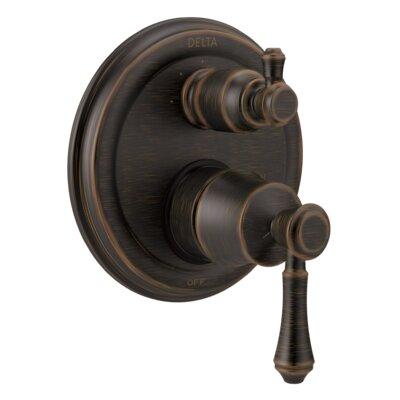 Cassidy Pressure Balance Monitor 14 Series Valve Trim Finish: Venetian Bronze