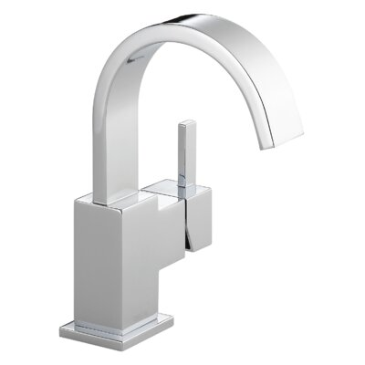 Vero Single Handle Centerset Bathroom Faucet