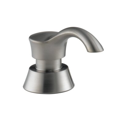 Deluca Soap and Lotion Dispenser Finish: Spotshield Stainless