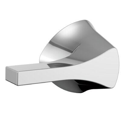 Zura Universal Mount Tank Lever Finish: Chrome