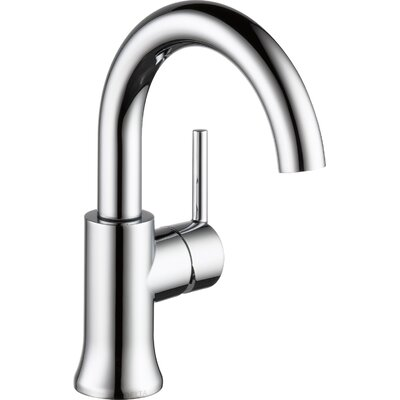 Trinsic Bathroom Standard Faucet Single Handle Finish: Chrome