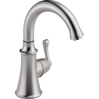 Beverage Single Handle Kitchen Faucet Finish: Arctic Stainless