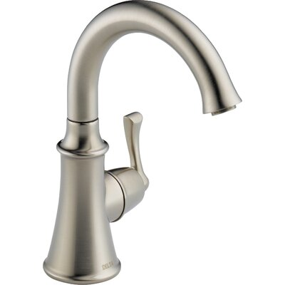 Beverage Single Handle Standard Kitchen Faucet Finish: Brilliance Stainless
